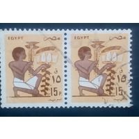 Египет  изготовление папируса