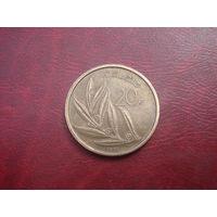 20 франков 1981 Ё года Бельгия