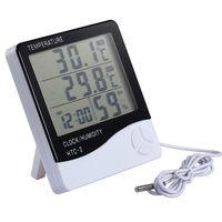 Термометр-гигрометр htc-2