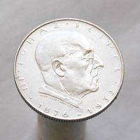 Австрия 2 шиллинга 1932 Игнац Сейпель СЕРЕБРО