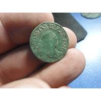 1 грош 1754 г. Август 3 Речь Посполита (2)
