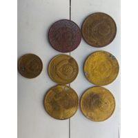 Советские монеты 1924-1989 года.