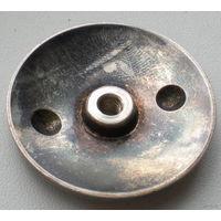 Серебряная закрутка (гайка) к ордену РБ, не часто встречается