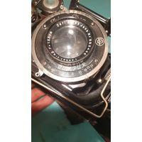 Фотоаппарат zeiss ikon compur