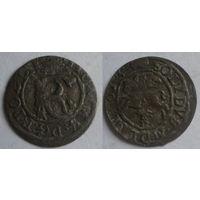 Литовский солид 1653