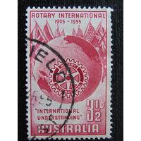 Австралия. 1955г.