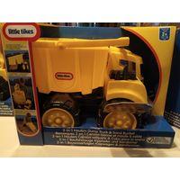 Машинка-трансформер Самосвал от Little Tikes,для детей+2