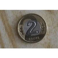 Польша 2 злотых 2009