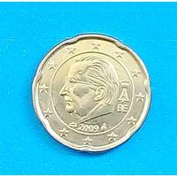 20 евроцентов Бельгия 2009
