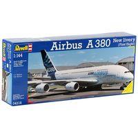 Сборные модели в маштабе 1:144 в ассортименте( авиалайнер Airbus A380,.Авиалайнер Boeing 747 )