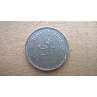 Гонконг 1 доллар, 1979г (U-a-6)