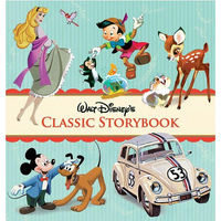 Storybook Classics. Scholastic Video Collection - Библиотека видео классических рассказов - Английский язык