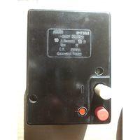 Автоматический выключатель АП 50Б 3МТ 10А 500В