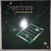 SUPERTRAMP - 1974 - CRIME OF THE CENTURY, (HOLLAND), LP