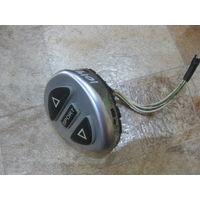101431 Citroen С5 01-04 кнопка переключения режимов подвески 9633261277