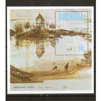 1978 Гренада Живопись Дюрер