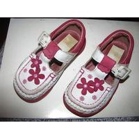 Туфельки для девочки ст.14,5