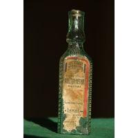 Бутылка уксус с родной этикеткой  15 см