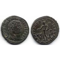 Фоллис 293-305 гг., Галерий, Римская империя