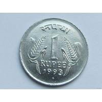 1 рупия 1993 года. Индия