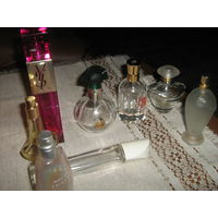 Любителям-коллекционерам набор бутылочек из-под парфюма