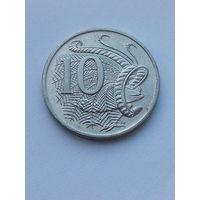 Австралия 10 центов 2006