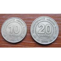 Туркменистан. Набор монет
