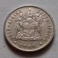 5 центов, ЮАР 1988 г.