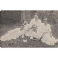 Студенты. 1927 год