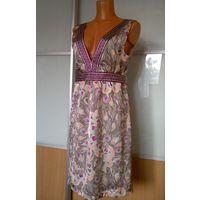 Платье H&M, на подкладке, р.46-48