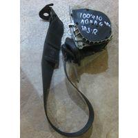 100710 Ремень безопастности задний правый Oplel astra G универсал
