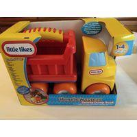 ЗАБАВНЫЕ МАШИНКИ С РУЧКОЙ,для детей+1,LITTLE TIKES(ЛИТЛ ТАЙКС) США В АССОРТИМЕНТЕ+подарок-мини машинка в блистере