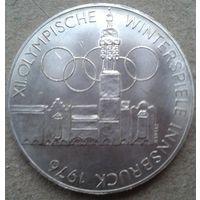 100 шилингов Австрия, инсбрук олимпиада