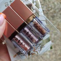Набор кремовых теней Stila Shimmering Heights Shimmer&Glow Liquid Eye Shadow Set