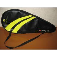 Чехол Babolat для большого тенниса на одну ракетку в отличном состоянии,  74 см в длину