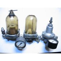 Пара двуступенчатых фильтров для очистки воздуха ,газов или др. - цена снижена (3 варианта)