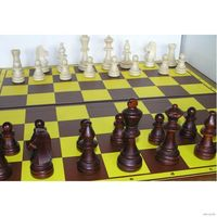 Шахматы стаунтоновские N 6