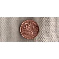 Гайана 5 долларов 2005/флора/сахарный тросник(Nv)