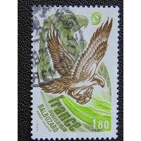 Франция 1978г. Птицы.