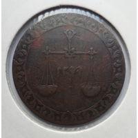 Султанат Занзибар 1 пайса 1881
