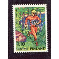 Финляндия. Чемпионат мира по ориентированию