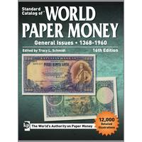Новый каталог Krause (Пика) Банкноты 1368-1960 -- 2017 PDF (электр)