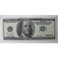 Сувенирные 100 долларов