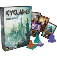 Cyclades: Monuments (дополнение)
