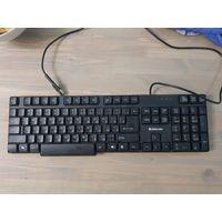 Простая клавиатура usb k5890 нет одной ножки.