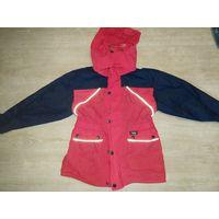 Куртка-ветровка на рост 104-110