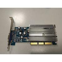 Видеокарта GeForce MX4000 3DFR4000 128MB 128-Bit DDR AGP 4X/8X