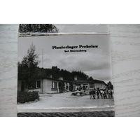 Комплект мини-фото, Пионерлагерь Prebelow в Райнберге; 1975.