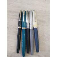 Ручки перьевые из СССР