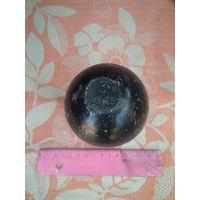 Спортивный снаряд ядро шар 3 кг